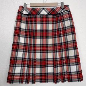 Vintage Pendleton Plaid USA 🇺🇸 100% Wool Skirt